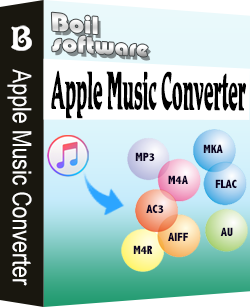 Boilsoft Apple Music Converter