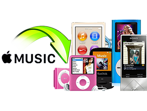 play Apple Music on any MP3 player
