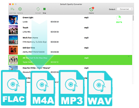 Convert Spotify Music to MP3