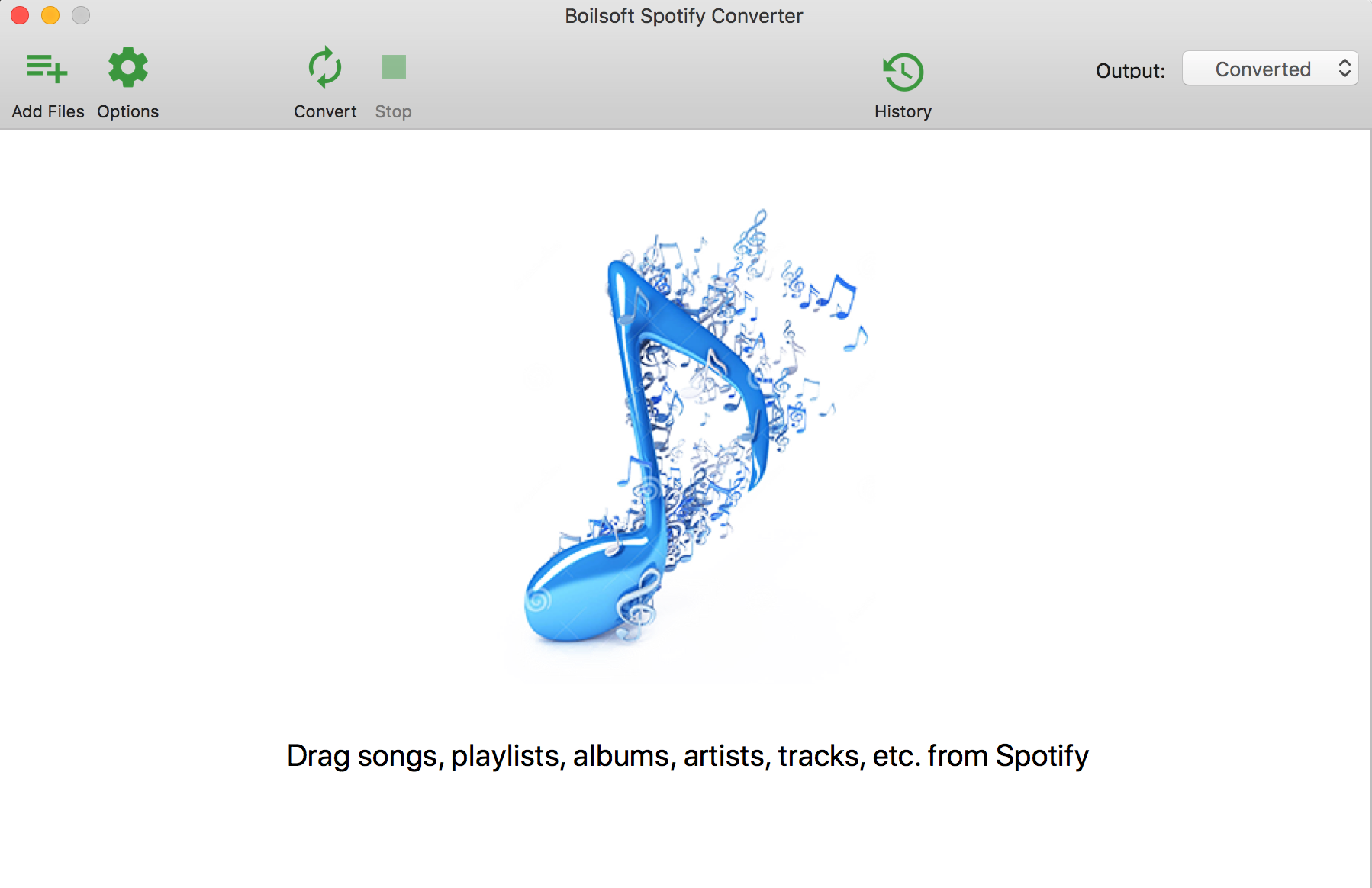 spotify playlists converter
