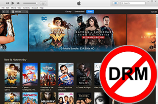 iTunes DRM Media converter for Mac